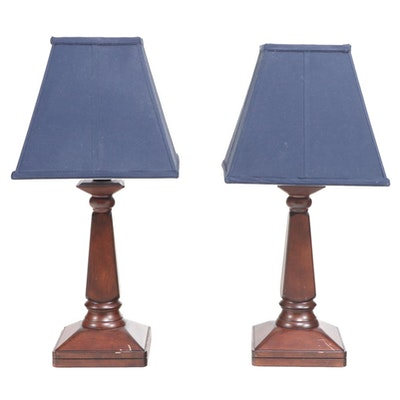 """Pair of Pottery Barn Kids """"Aiden"""" Table Lamps"""