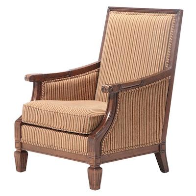 Ashley Furniture Upholstered Hardwood Armchair