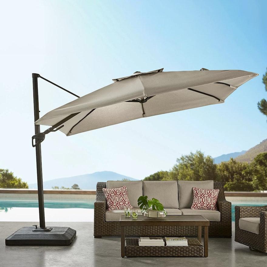 Member's Mark 10' Cantilever Umbrella