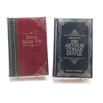 Works of Sir Arthur Conan Doyle and Edgar Allan Poe, 1984