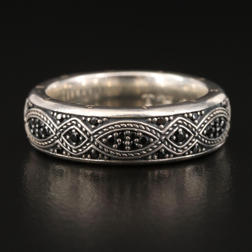 Thomas Sabo Sterling Silver Cubic Zirconia Eternity Band