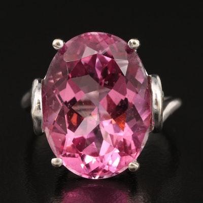 Vintage 14K Sapphire Ring