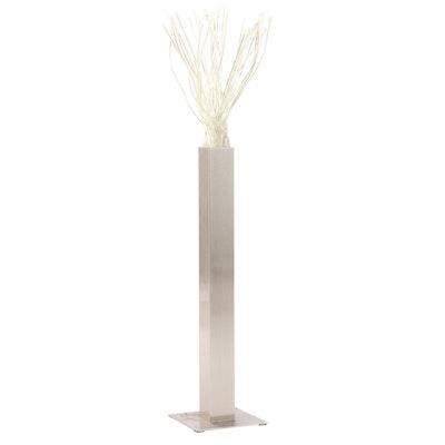 "IKEA ""Stranne"" Modernist Style Steel Floor Lamp"