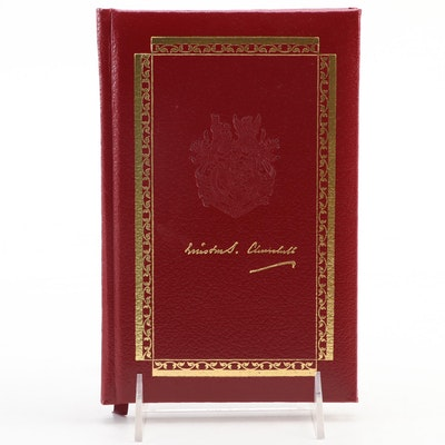 """Limited Edition """"The Dream"""" by Winston Churchill, 1987"""