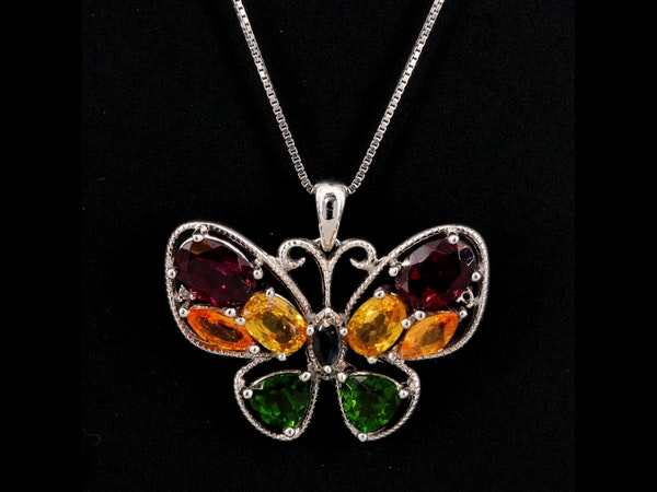 Contemporary Art, Sterling Jewelry & Loose Gemstones