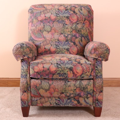Hancock & Moore Upholstered Reclining Armchair
