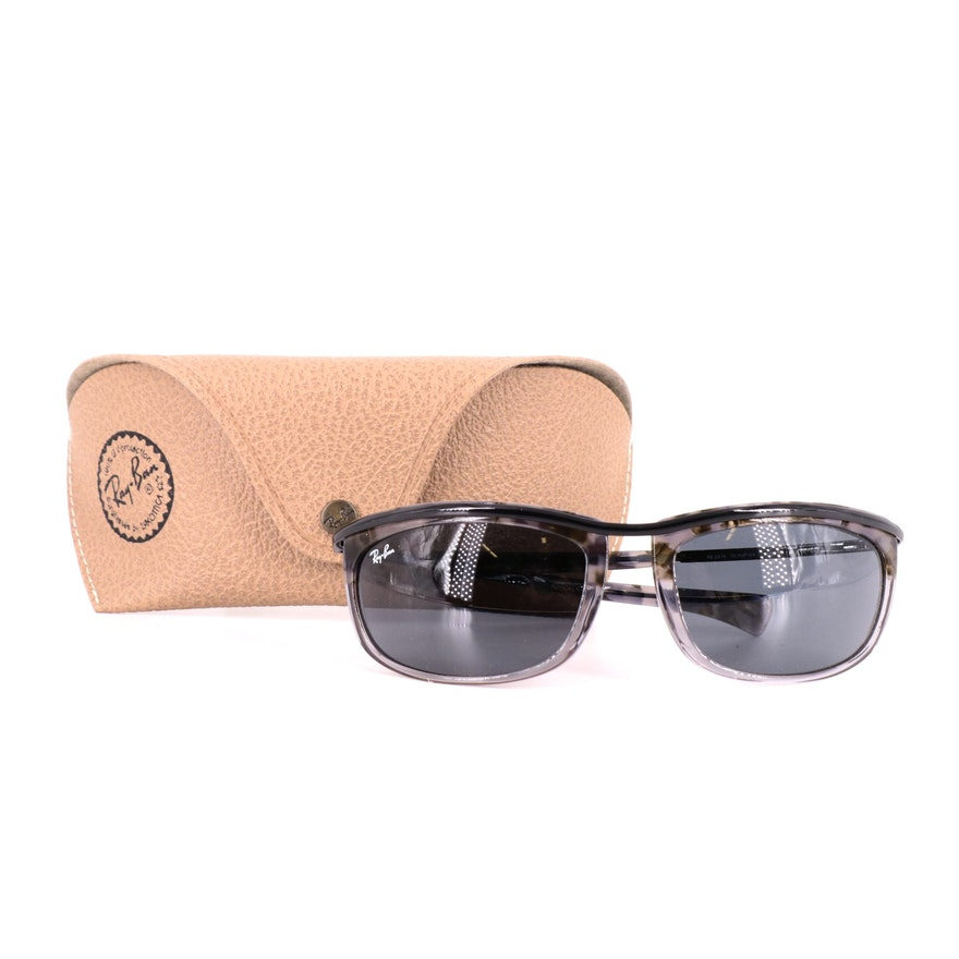 Ray-Ban RB2319 Olympian I Sunglasses and Case