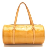 Louis Vuitton Bedford in Monogram Vernis and Vachetta Leather