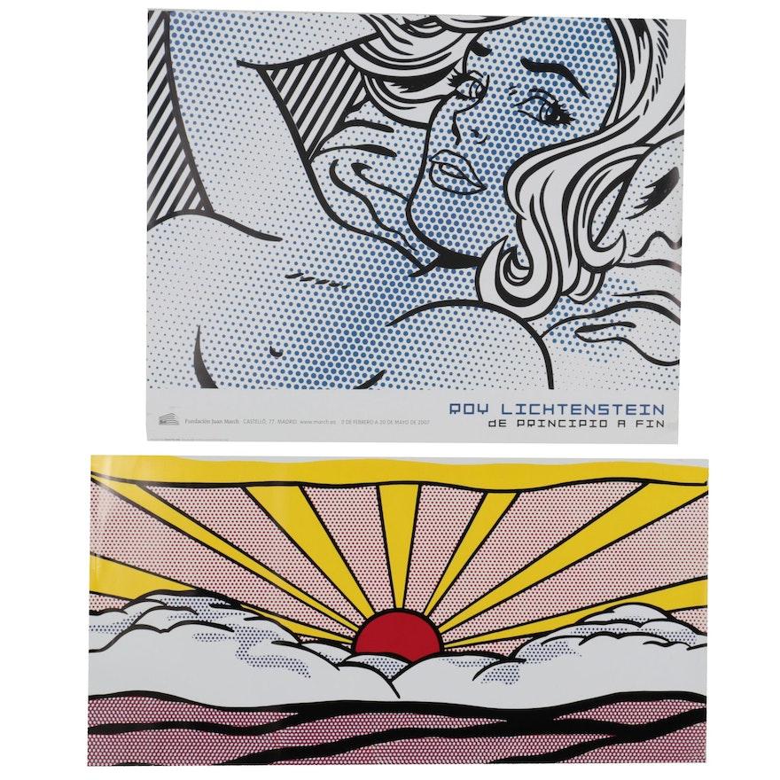 Offset Lithograph Poster and Giclée After Roy Lichtenstein, 21st Century