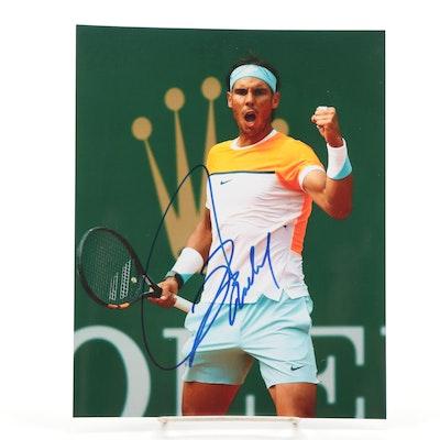 "Rafael Nadal ""20 Grand Slams Winner"" Tennis Photo Print"