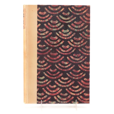 """Signed Limited Edition """"Lazarus Laughed"""" by Eugene O'Neill, 1927"""