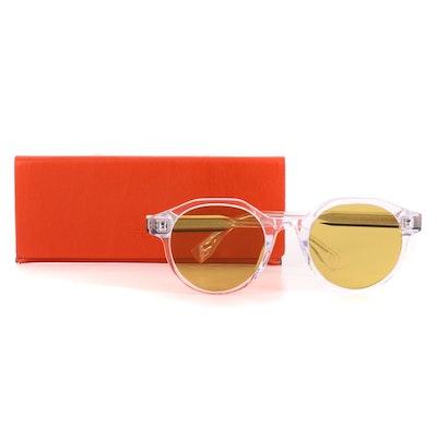Fendi M0069/G/S Horn Rimmed Sunglasses with Case