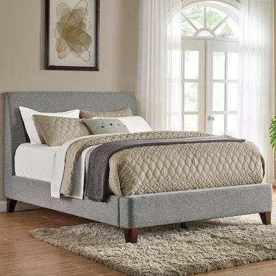 Cecelia Queen Upholstered Bed