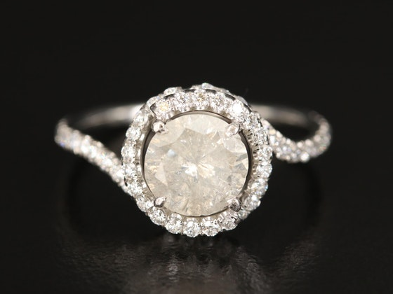 Platinum, 18K & 14K Fine Jewelry