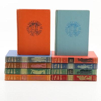 Junior Classics Library Ten-Volume Collection, Mid-20th Century