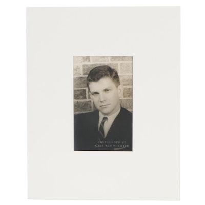 Robert Fisher Postcard after Carl Van Vechten, Mid-20th Century