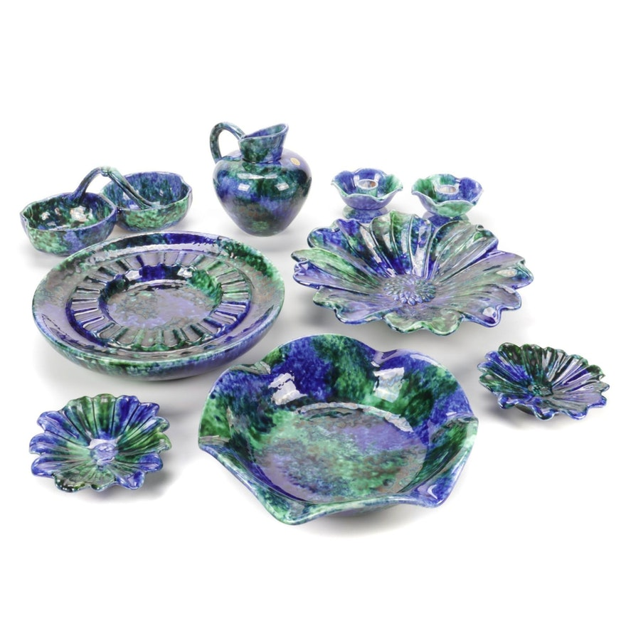 """Stangl Pottery """"Mediterranean"""" Serveware and Table Accessories, 1965–1978"""