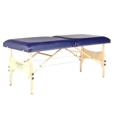 MHP International Auto-Lock Portable Massage Table