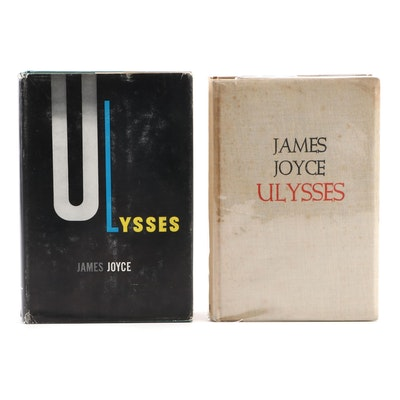 """Seventh and Later Printings of """"Ulysses"""" by James Joyce, 1934–1946"""
