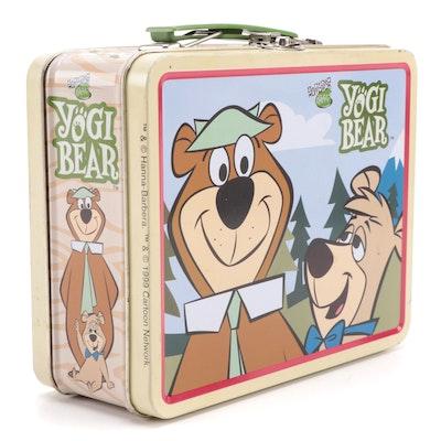 "Cartoon Network Classics ""Yogi Bear"" Lunch Box, 1999"