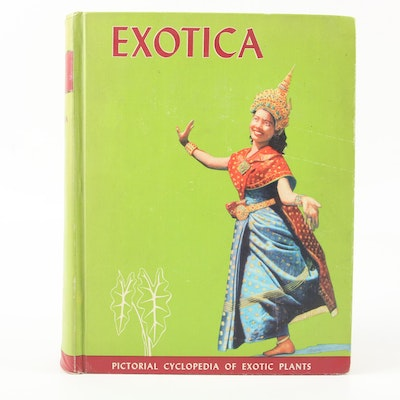 """""""Exotica: Pictorial Cyclopedia of Exotic Plants,"""" 1963"""