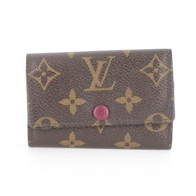 Louis Vuitton Multicles 6 Key Holder in Monogram Canvas
