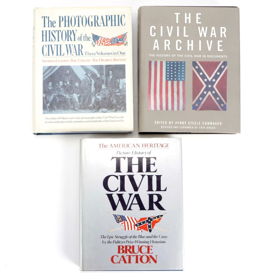 """""""The Civil War Archive"""" and More Civil War History and Reference Books"""