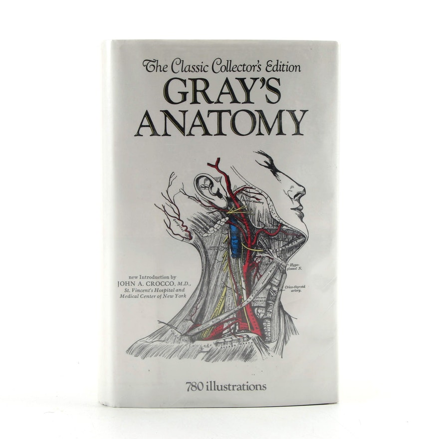 """""""Gray's Anatomy"""" Classic Collector's Edition, 1977"""