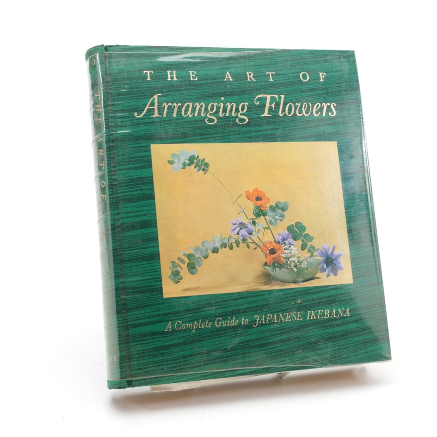 """""""The Art of Arranging Flowers"""" by Shazo Sato, c. 1965"""