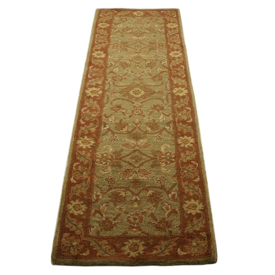 "2'3 x 8' Hand-Tufted Safavieh ""Golden Jaipur Collection"" Carpet Runner"