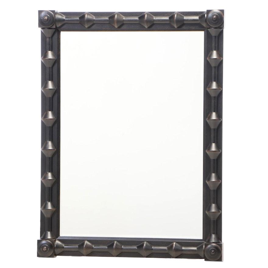 Lane Rectangular Wooden Wall Mirror