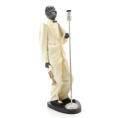 """Louis """"Satchmo"""" Armstrong Figure"""