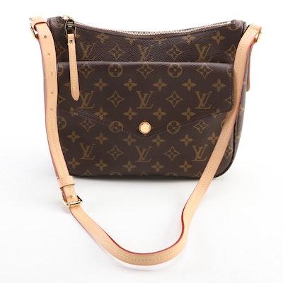 Louis Vuitton Mabillon Crossbody Bag in Monogram Canvas