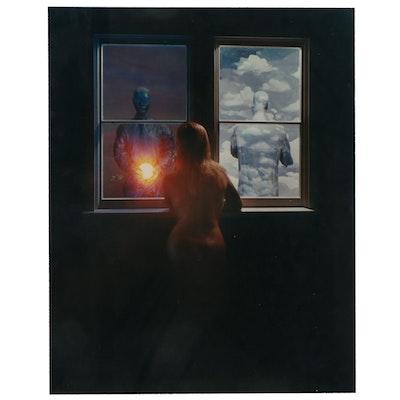 Don Jim Surrealist Cibachrome Photograph, Late 20th Century