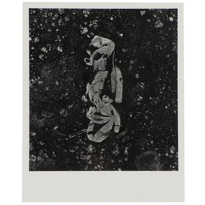 "Don Jim Silver Gelatin Photograph ""Ancestor,"" Late 20th Century"