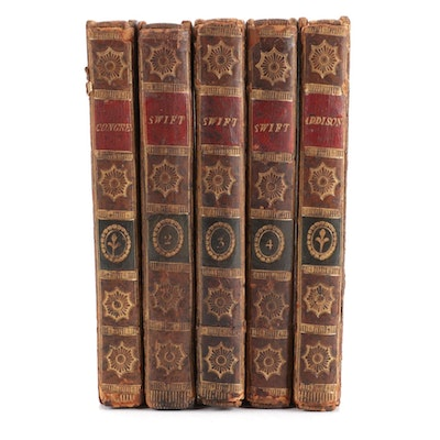 Poetical Works of Swift, Addison, and Congreve, 1778