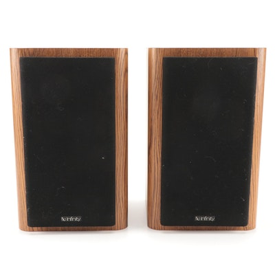 Infinity RS2000 Bookshelf Speakers
