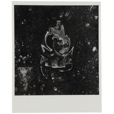 "Don Jim Silver Gelatin Photograph ""Music,"" Circa 1978"