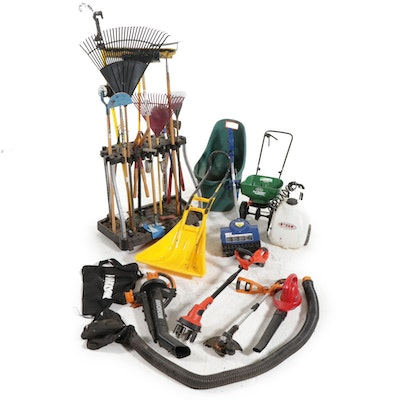 Yard Power and Hand Tools