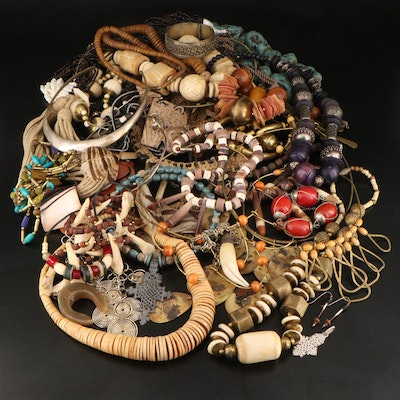 Jewelry Selection with Berber and African Styles