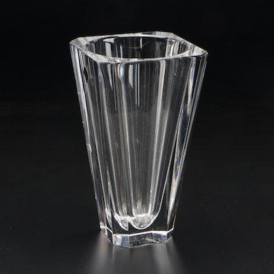 """Waterford Crystal """"Spire"""" Flower Vase"""