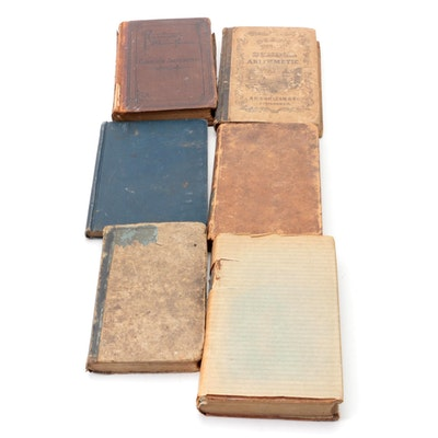 Arithmetic Textbooks, Mid to Late 19th Century
