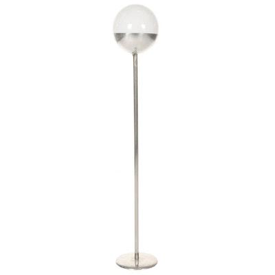 Laurel Lamp Company Globe Floor Lamp, Mid-20th Century