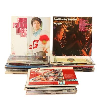 Carole King, John Denver, Herb Alpert, Simon & Garfunkel, Other Vinyl LP Records