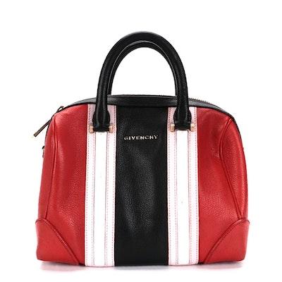Givenchy Lucrezia Colorblock Leather Handbag