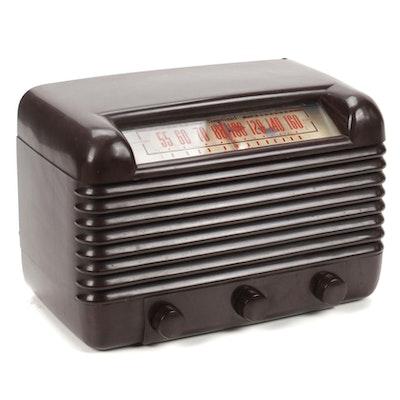 Sentinel Standard Broadcast Kilocycles Stereo , 1939