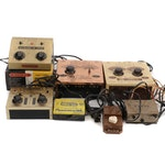 Silvine, Tyco, AHM, Other HO Scale Model Railroad Transformers