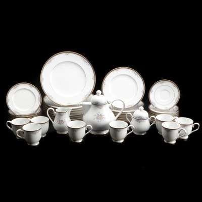 "Noritake ""Ontario"" Porcelain Dinnerware, 1987–2006"