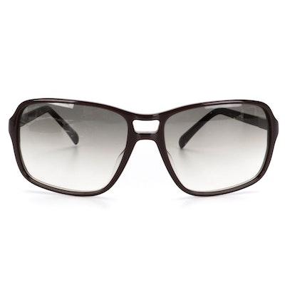 Prada SPR01N Top Tobacco Military Sunglasses