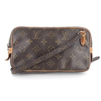 Louis Vuitton Marly Bandoulière Crossbody Bag in Monogram Canvas